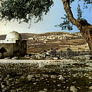 Rachel Tomb In Bethlehem Art Print