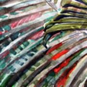 Radiant Palms Art Print