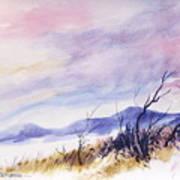Radiant Sky Art Print