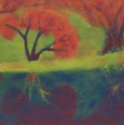 Radioactive Waters Art Print