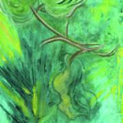 Rain Forest Revisited Art Print
