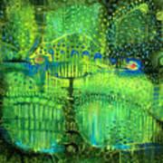 Rain Land II Art Print