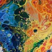 Rainbow Flow Art Print