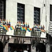 Rainbow History Art Print