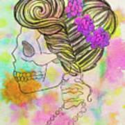 Rainbow Mrs. Art Print