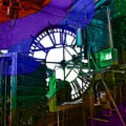 Rainbow Of Time Art Print