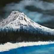 Rainier Art Print
