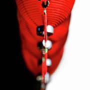Raise The Red Lantern Art Print