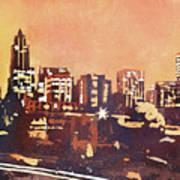 Raleigh Sunrise IIi Art Print