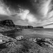 Ramasaig Bay Neist Point Art Print