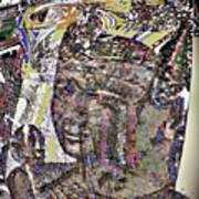 Rameses II Art Print