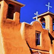 Ranchos De Taos Church Art Print