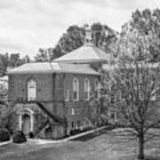 Randolph College Presser Hall Art Print
