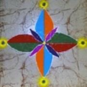 Rangavali Art Print