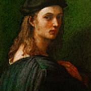 Raphael Portrait Of Bindo Altoviti Art Print