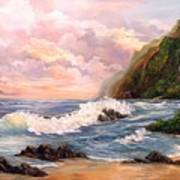 Rapturous  Seascape Art Print