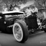 Rat Rod Looker Art Print