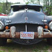 Rat Rods - 1952 Dodge Front End Art Print