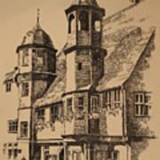 Rathaus Art Print