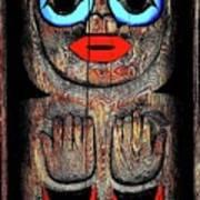 Raven Child Art Print
