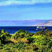 Rea Sea Aqaba Art Print