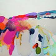 Reach In Reach Out Art Print