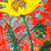 Reaching For The Sun Art Print