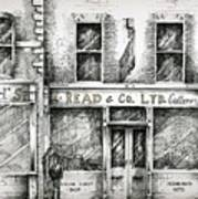 Read Cutlers Co Ltd Paliament Street Dublin City Art Print