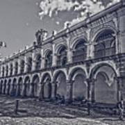 Real Palacio De Los Capitanes Generales Art Print