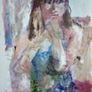 Rebecca Art Print by Dorothy Herron