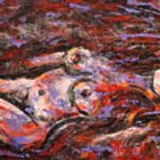 Reclining Nude Art Print