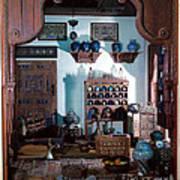 Reconstruction Of Traditional Arabic Art Print