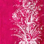 Red Bouquet Art Print