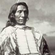 Red Cloud Chief Art Print