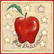 Red Delicious Two Art Print
