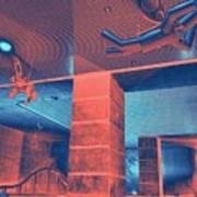 Metro Airborne 5 Art Print