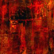 Red Odyssey Art Print
