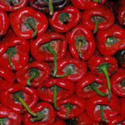 Red Paprika Art Print