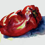 Red Pepper Art Print