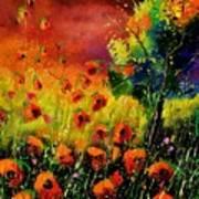 Red Poppies 451130 Art Print
