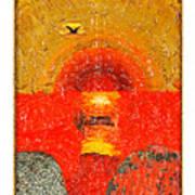 Red Sea Art Print
