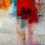 Red Splash 1 Art Print