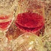 Red Wine 3 Art Print