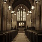 Redemption - Church Of Heavenly Rest #3 Art Print