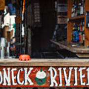 Redneck Riviera Art Print