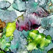 Reef 4 Art Print