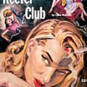 Reefer Club Art Print