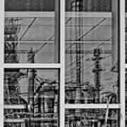 Reflection Art Print by DJ Florek
