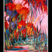 Reflection Inner Self Art Print