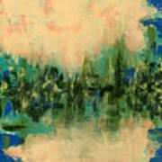Reflections 2 Art Print